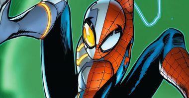 Marvel - Spider-Man wkracza do akcji w nowym stroju. Oto futurystyczne cacko