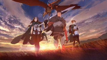 Dota: Dragon's Blood - sezon 1 - recenzja
