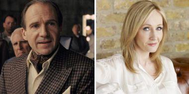 Harry Potter: Ralph Fiennes nie zgadza się z ostrą krytyką J.K. Rowling. Nawiązuje do jej wpisów