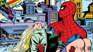 Śmierć Gwen Stacy - legendarna historia w nowej wersji. Teraz umrze... Falcon