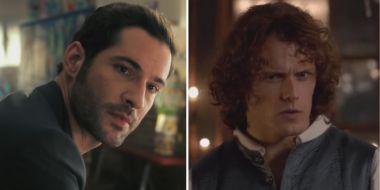 Outlander: gwiazdor Lucyfera Tom Ellis mógł zagrać ważną postać! Aktor zdradził szczegóły
