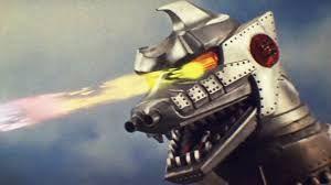 Godzilla kontra Kong - MechaGodzilla na zdjęciu zabawki. Jaką ma rolę?