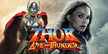 Thor: Love and Thunder - Natalie Portman na planie. Czy to jej transformacja w superbohaterkę?