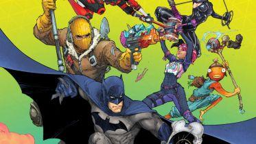 Batman/Fortnite: Zero Point - nowa seria już jutro. Deathstroke na pokładzie