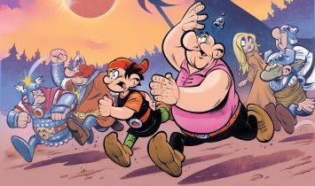 Gród Kajko i Kokosza - zapowiedziano nową grę o polskich komiksowych bohaterach