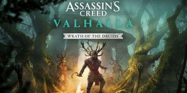 Assassin's Creed: Valhalla - dodatek Gniew Druidów nie zadebiutuje zgodnie z planem