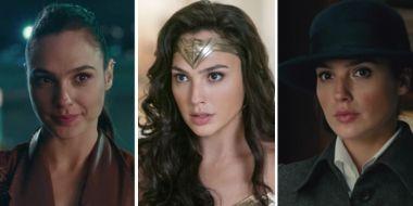 Wonder Woman: jak i dlaczego zmieniały się kostiumy Gal Gadot? [ZDJĘCIA]