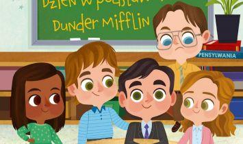 The Office - wygraj książkę o serialu dla dzieci