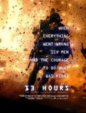 13 godzin: Tajna misja w Benghazi