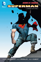 Superman #1 Superman i ludzie ze stali