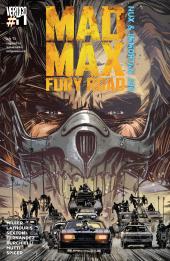 Mad Max: Fury Road: Nux & Immortan Joe