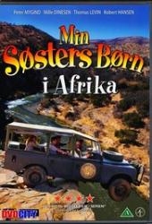 Dzieciaki mojej siostry w Afryce