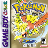 Pokemon Gold