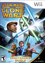 Star Wars: The Clone Wars – Lightsaber Duels