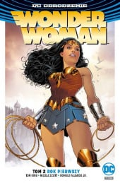 Wonder Woman #02: Rok pierwszy