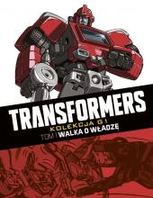 Transformers #01. Walka o władzę