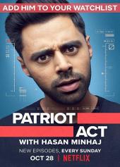 Być patriotą — zaprasza Hasan Minhaj