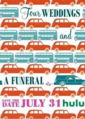Cztery wesela i pogrzeb