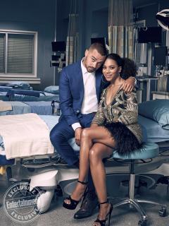 Chirurdzy: sezon 15 - sesja promocyjna
