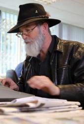 Terry Pratchett: Back in Black