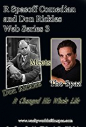 R Spasoff Comedian and Don Rickles Web Series 3