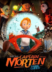 Kapitan Morten i Królowa Pająków