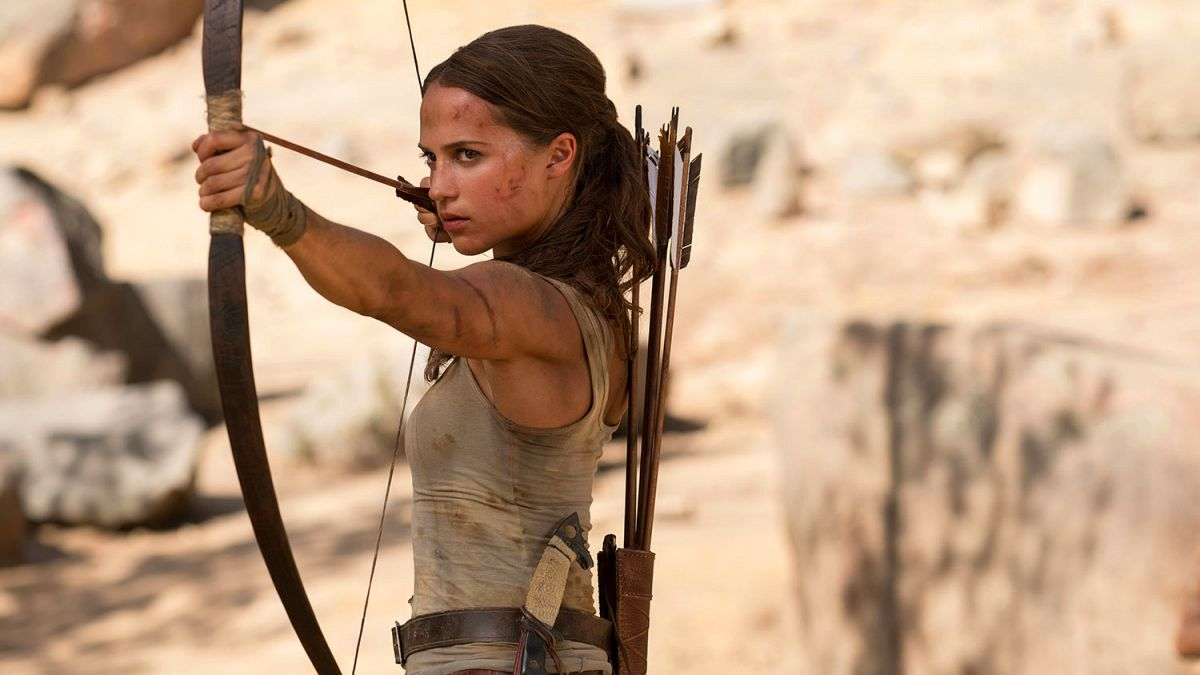 Je suis Lara Croft
