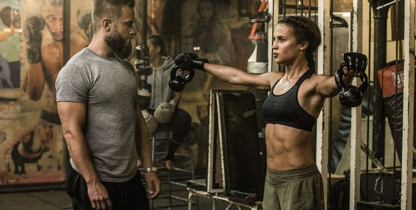 Jak Alicia Vikander stała się Larą Croft? Rozmawiamy z jej trenerem Magnusem Lydgbackiem