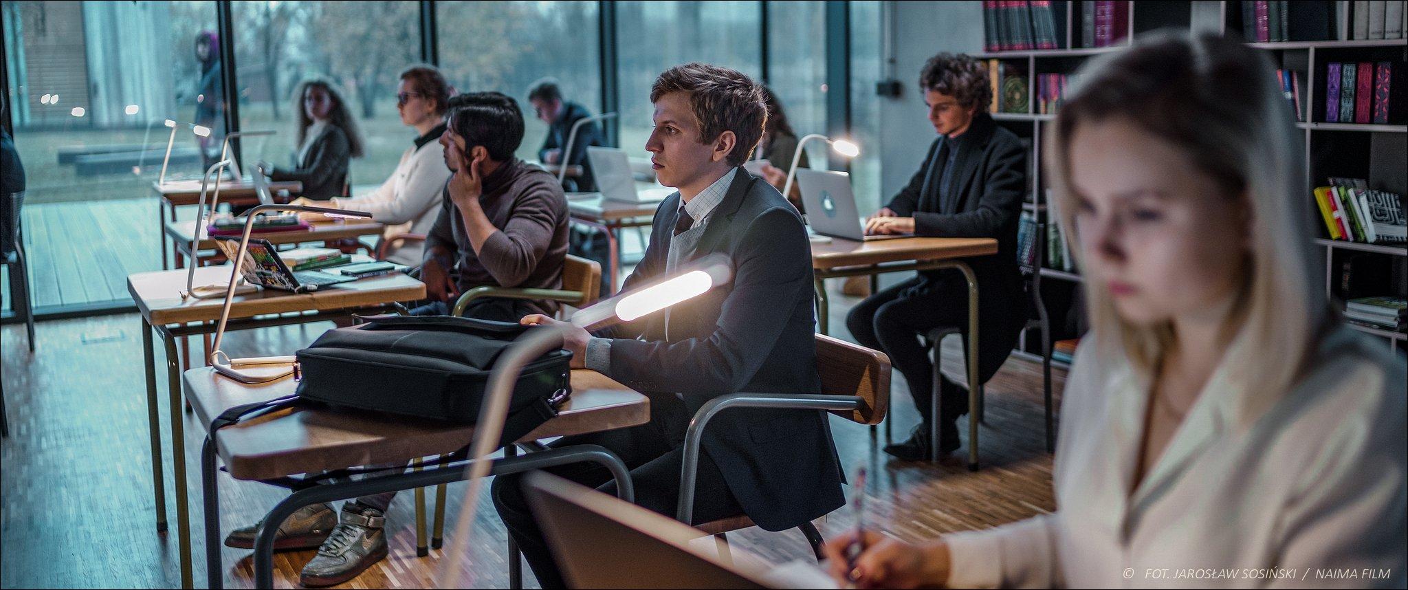 """Magdalena Widuch i Roland Lewiński o Sali Samobójców. Hejter: Głównym źródłem inspiracji było hasło """"niepokój"""" [WYWIAD]"""