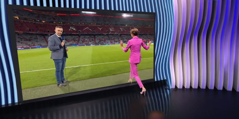 Telewizja jutra połączy rzeczywistość z cyfrowym światem