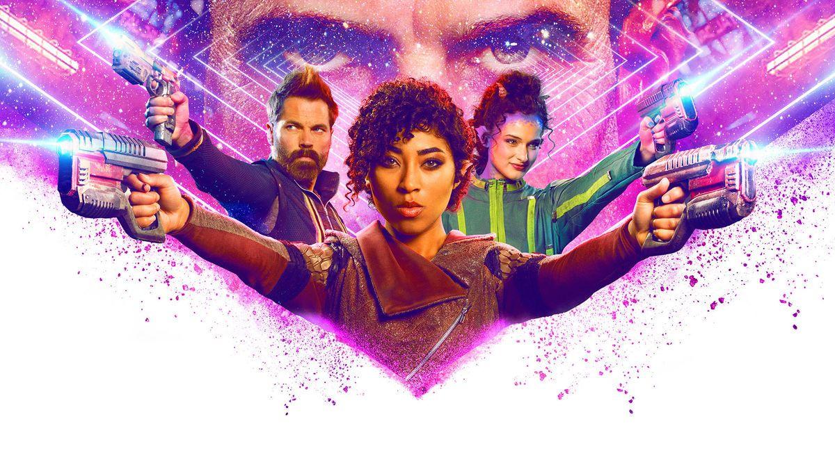 Adriyan Rae o Vagrant Queen: Nie ma w telewizji ciekawszego gatunku do pracy niż sci-fi [WYWIAD]