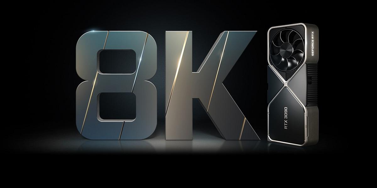 Granie w 8K? NVIDIA roztoczyła szaloną wizję walki z PS5 i Xboxem Series X