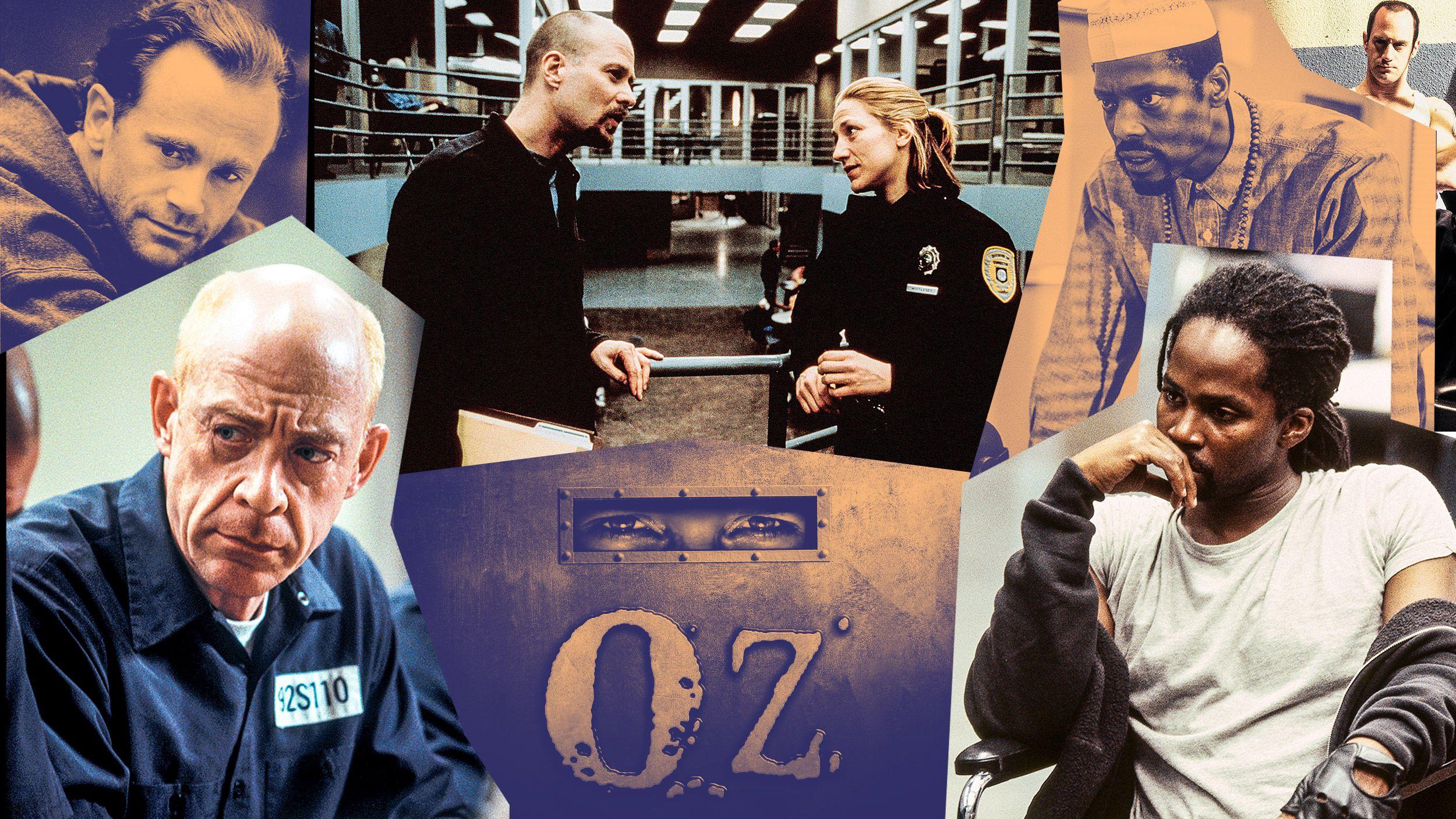 Więzienie Oz – zapomniany klasyk HBO