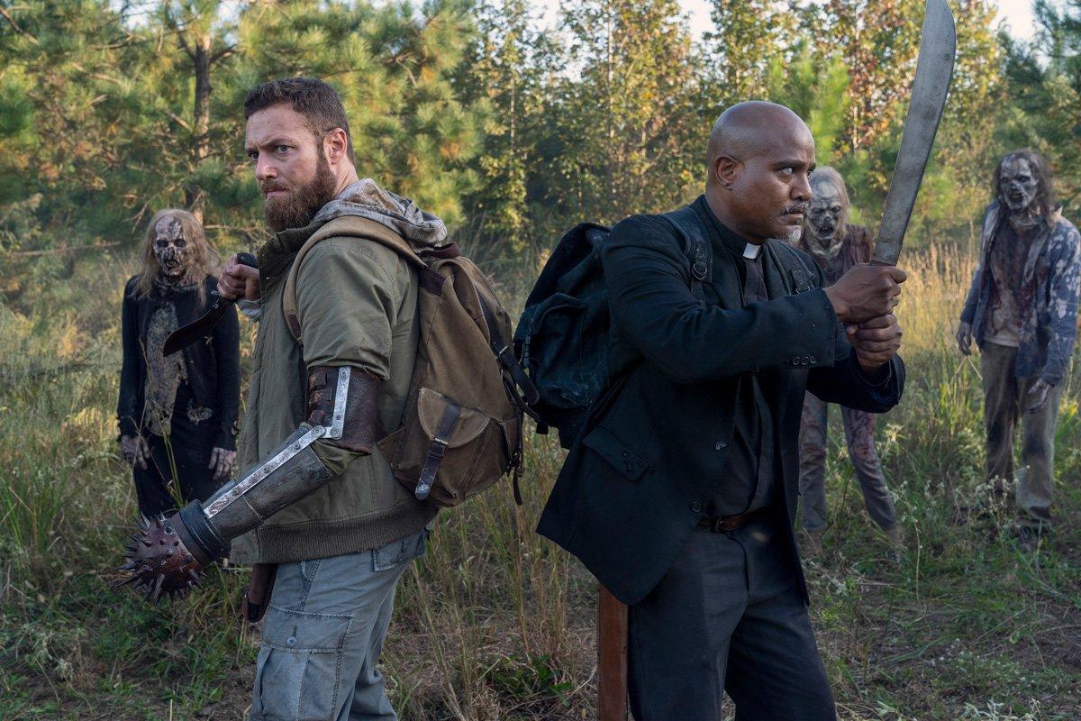 Seth Gilliam i Ross Marquand o The Walking Dead: Takiego obrotu sprawy się nie spodziewaliśmy [WYWIAD]