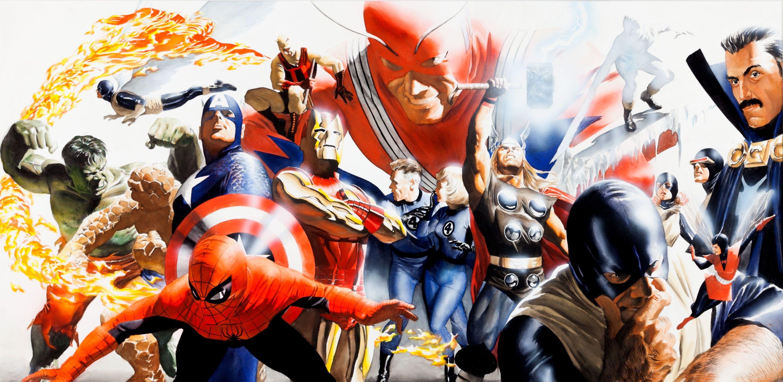 Jak działa Marvel? Multiwersum i uniwersum, kosmologia, czas, prawa fizyki