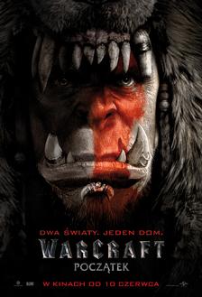 Warcraft Początek - plakat