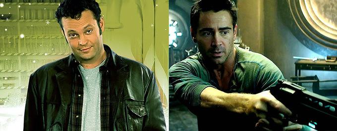 Colin Farrell i Vince Vaughn – co lepsze role