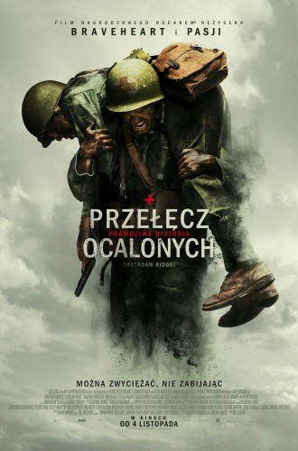 Przełęcz ocalonych - plakat