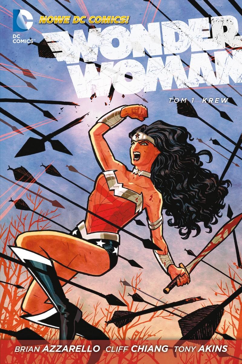 Wonder Woman #01: Krew