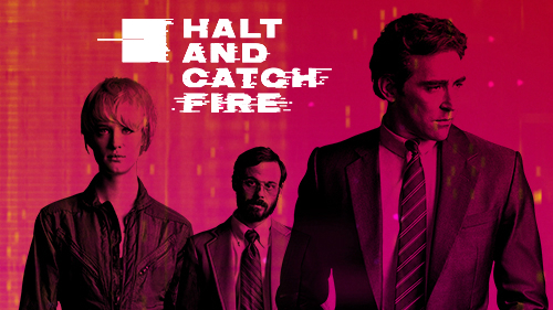 Serial Halt and catch fire