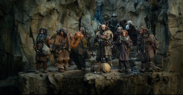 Hobbit: Niezwykła podróż - zdjęcie z filmu