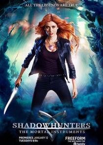 Shadowhunters - poster
