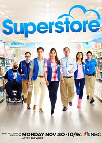 Superstore - poster