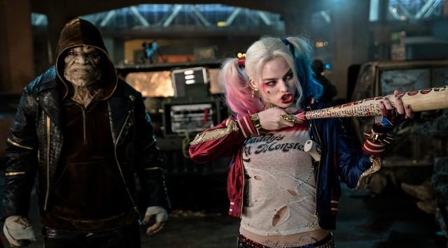 Margot Robbie jako Harley Quinn - zdjęcie