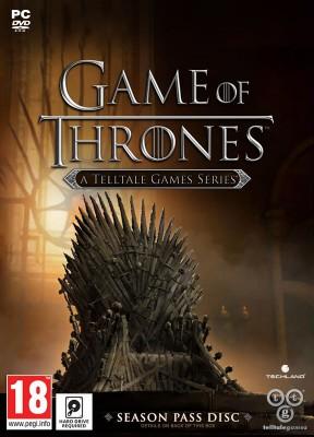 Game of Thrones - pudełko z gry
