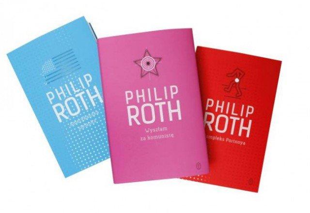 Philip Roth w Wydawnictwie Literackim
