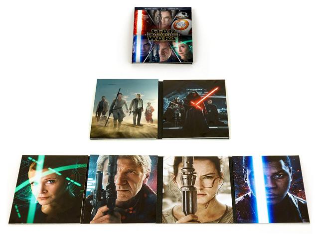 Gwiezdne Wojny: Przebudzenie Mocy - Blu-ray - Target