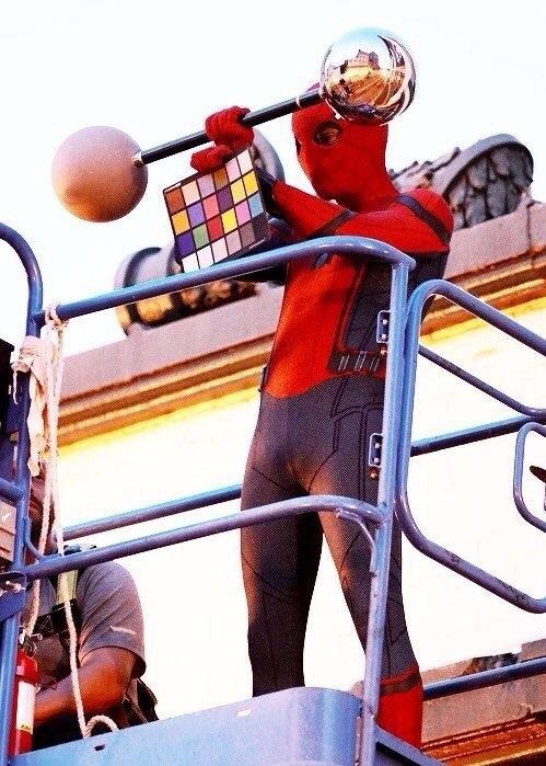 Spider-Man: Homecoming - zdjęcie z planu