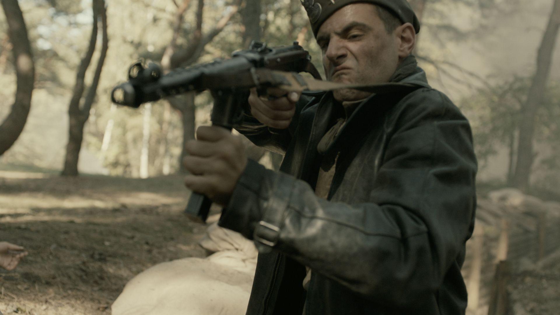 Wyklęci - zdjęcie z serialu TVP