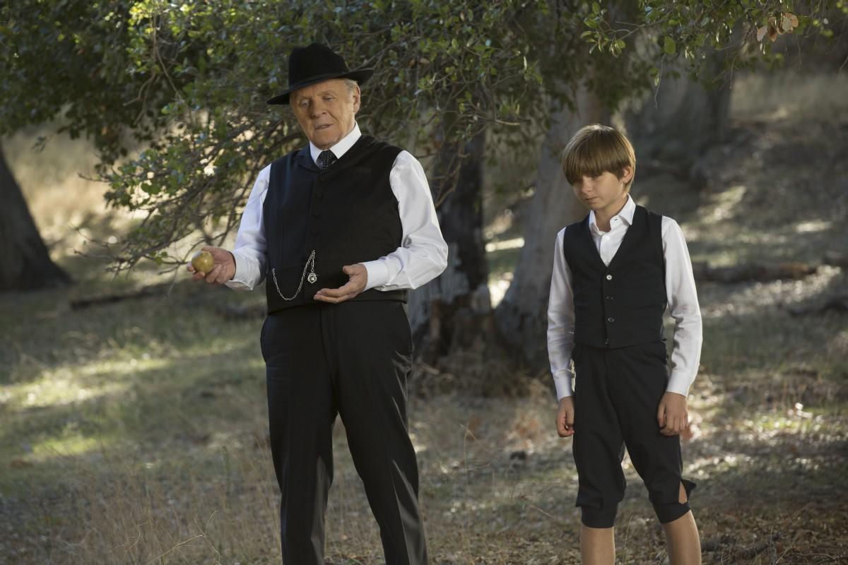 Westworld - sezon 1, odcinek 6